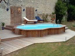 decks above ground pool deck kits pool deck ideas for inground