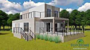 sch25 beach container home eco home designer