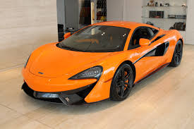 orange mclaren rear new 2016 mclaren 570s roslyn ny