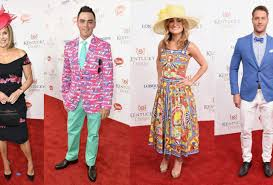 Kentucky Travel Outfits images Celebrities at the 2017 kentucky derby jpg