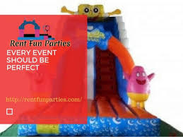 party rental companies plan the grand party with party rental companies