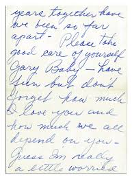 lot detail lucille ball handwritten letter u0027 u0027 i u0027m going to