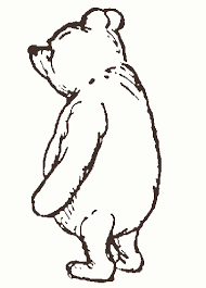 original winnie pooh colouring kids colouring pages