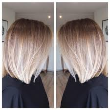 brown and blonde ombre with a line hair cut image result for balayage ombre bob стрижки pinterest ombre