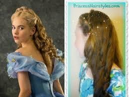 Disney Princess Hairstyles 22 Best Princess Hairstyles Video Tutorials Images On Pinterest