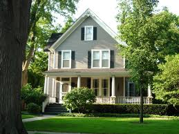 farm style houses another lovely exle of american farmhouse style different sized