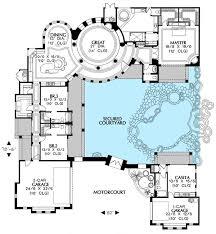 23 best hacienda house plans images on pinterest haciendas