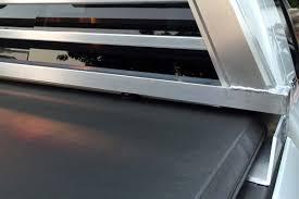 nissan titan bed rack service body truck rack hollow point all aluminum usa made