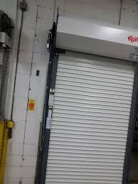 Advanced Overhead Door by Roll Down Door With Man Door
