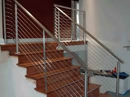 cable stair railing kit cable stair railing kits interior cable