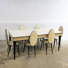 mid century dining room table mid century dining set by umberto mascagni for harrods 1950s set