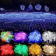 100 200 300 light bulb ac110v 220v 100 200 300 500 led curtain lights christmas fairy