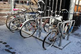 best bike lock public bicycle racks the good the bad and the ugly