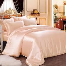best 25 satin bedding ideas on silk sheets silk bed