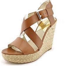 tan wedge heels is heel