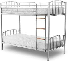 Bed Frames Montreal Montreal Single Bunk Bed Frame Home And Furniture Furniture