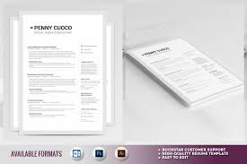 Resume Edit Format Find The Best Photoshop Resume Template Here