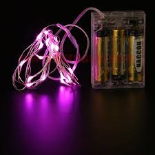 10m 33ft 100 led 3 aa battery powered decoration led copper wire