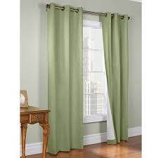 Lime Green Blackout Curtains Light Green Curtains Interior Design