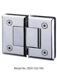2 hafele 92 deg glass door hinge for overlay kitchen bedroom