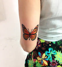 butterfly back of arm designs az designs az