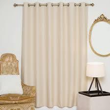 Blackout Curtain Panels With Grommets Blackout Curtain Solid Blackout Thermal Grommet Single Curtain