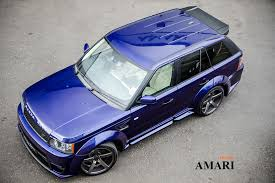 land rover modified vossen wheels land rover range rover vossen cv3r