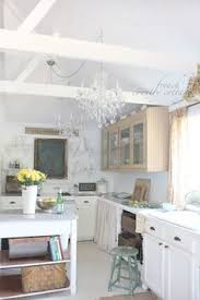 Cottage Kitchen Curtains by Would Like A Mock Window Above Sink Have A Mirrow And No Window