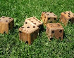 wood lawn ornaments plans wooden yard dice for ornament wood