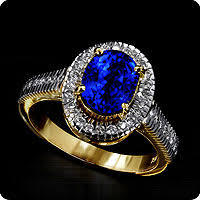 model cincin blue safir blue sapphire gemstones from a z at rocks co