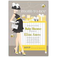 to bee baby shower to bee baby shower invitations paperstyle