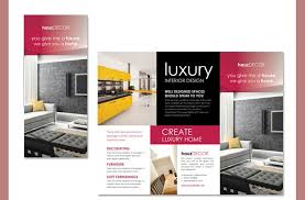 home interior design sles interior design brochure home decor 2018