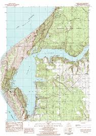 Map Of Michigan Lakes Hamlin Lake Topographic Map Mi Usgs Topo Quad 44086a4