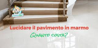 piombatura marmo levigatura e lucidatura pavimento in marmo costo al metro quadro