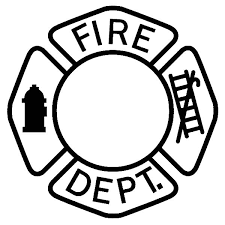 maltese cross fire dept coloring pages batch coloring