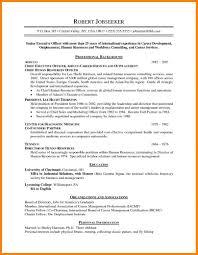 Sap Basis Resume Sample by Sap Basis Cv Format Virtren Com