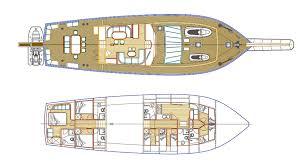 luxury yacht floor plans charter luxury sailing yacht pacha holidays in croatia