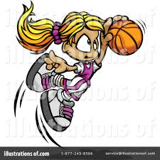 basketball clipart 1164665 illustration by chromaco