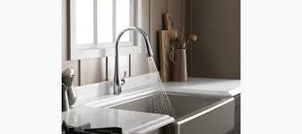 kohler gooseneck kitchen faucet kohler faucet white kitchen faucet bathroom faucet parts