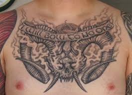 30 aries tattoo designs on chest