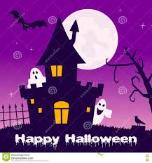 halloween night background halloween night haunted house u0026 ghosts stock vector image
