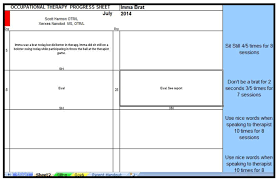 start a therapy practice progress notes