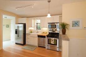 kitchen design range hood small apartment outdoor dining