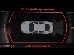 audi parking system advanced audi a6 parking system plus retrofit