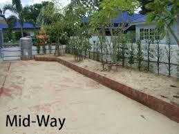 block paving and landscaping in bangkok garden thai garden design