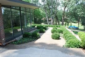 contemporary landscaping contemporary landscape design dirt simple
