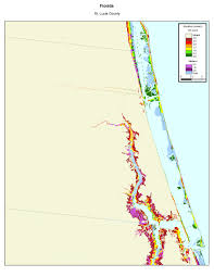 St Johns Florida Map by More Sea Level Rise Maps Of Florida U0027s Atlantic Coast
