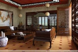 Inspiring Asian Living Rooms Chinese Interior Traditional - Chinese interior design ideas