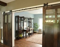 enjoying flexibility with sliding room dividers inside doors to