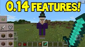 minecraft version apk minecraft pocket edition 0 14 update will be released soon